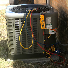 Residential AC Repair in Edinburg